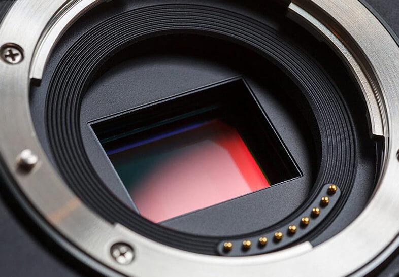 Светочувствительный элемент фотокамеры