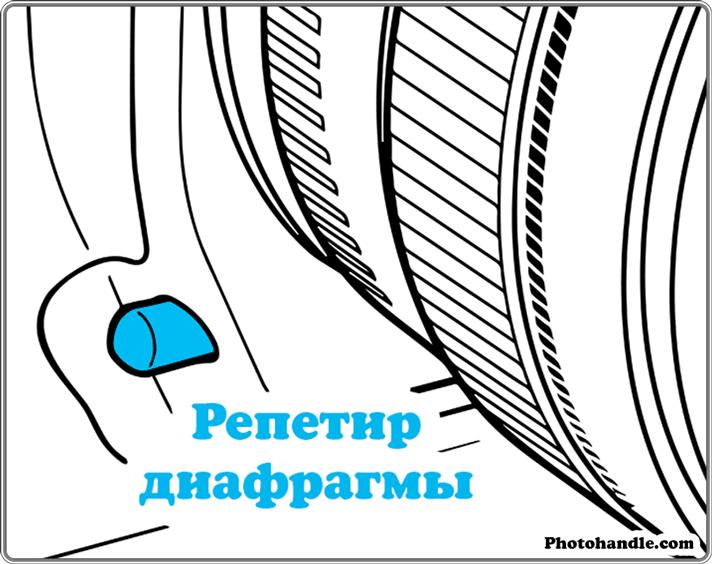 Репетир диафрагмы